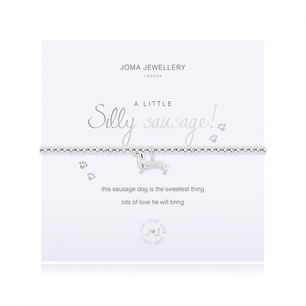 Joma Jewellery | a little Silly Sausage