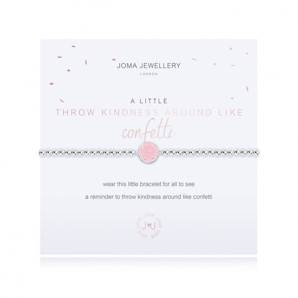 Joma Jewellery | a little Throw Kindness Around Like Confetti