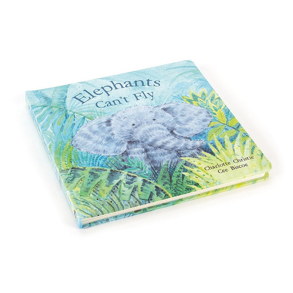 Jellycat | Elephants Can't Fly Book