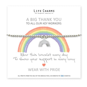 Life Charms | Key Worker Charity Bracelet