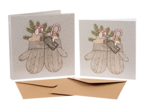 Sally Swannell | Mittens | Card Set