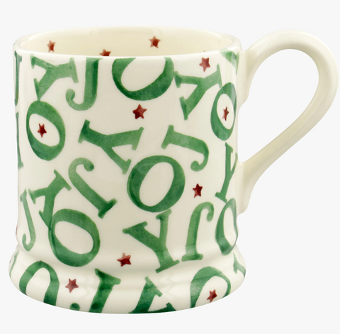 Emma Bridgewater | Joy 1/2 Pint Mug