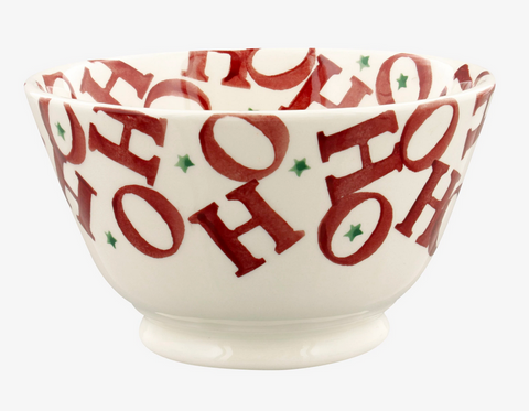 Emma Bridgewater | Hohoho Small Old Bowl