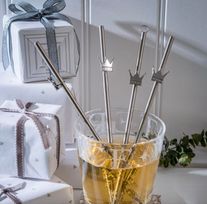 Retreat | Reusable Crown Straws