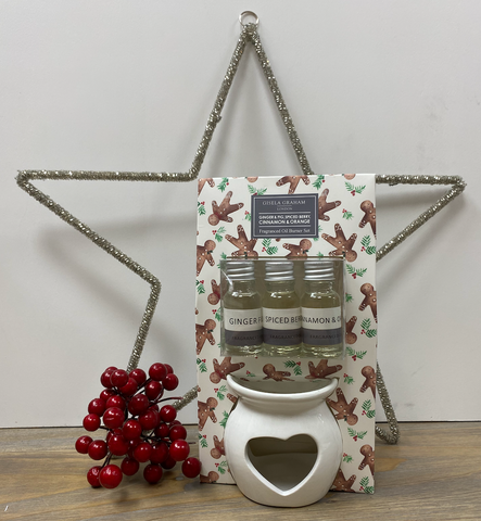 Gisella Graham | Gingerbread Oil Burner