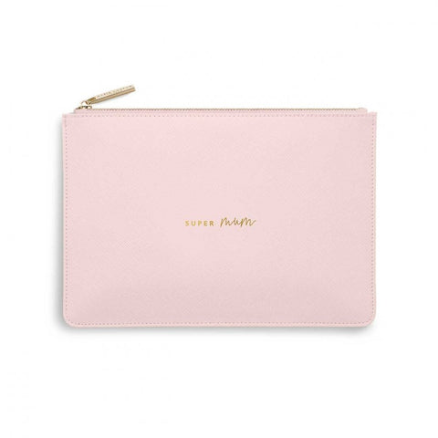 Katie Loxton | Perfect Pouch | Super Mum | Pink