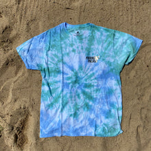 Load image into Gallery viewer, Tie Dye Logo Tee