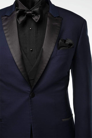 BLAKE Midnight Blue Tuxedo Rental