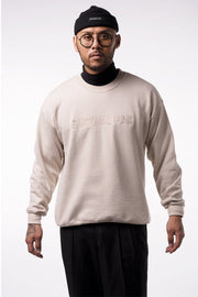 Sartorial Funk Crew Neck Sweater