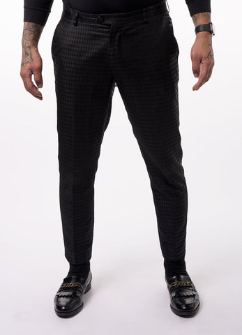 -Silver- Fabric Selection Trousers