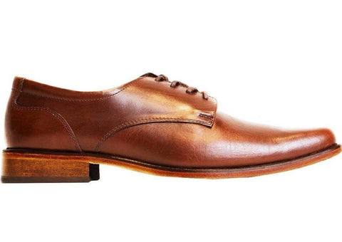 Brown Cognac Shoe