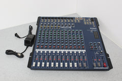Yamaha MG166C Professional 16 Channel Audio Mixer Fully Tested FREE SHIPPING