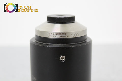 Diagnostic Instruments Olympus C-Mount DBX 1.0x Tube Camera Mount FREE SHIPPING