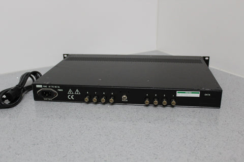 AFI American Fibertek MRR-880 8 Channel Video Receiver Rack Mount FREE SHIPPING