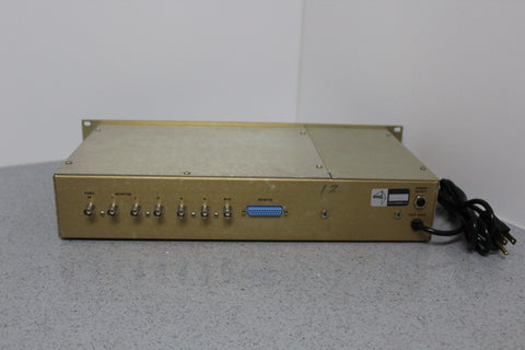EEG DE121 Line 21 Caption Video Decoder II Great Condition Fully Tested FREE S&H