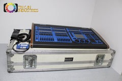 High End Systems Jands Hog 1000 Stage Lighting Console w/Road Case FREE SHIPPING High End Systems - tin can industries
