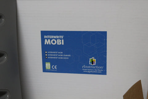 eInstructions Interwrite Mobi Learner Charging Dock CB-A-84-00488-01-R FREE S&H