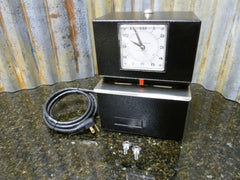Lathem Model 3001 2 Color Industrial Time Clock Great Condition Free Shipping - tin can industries - 1