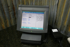 PAR TouchScreen POS Terminal M5012-01 Power Tested No Hard Drive Incl FREE S&H - tin can industries - 1