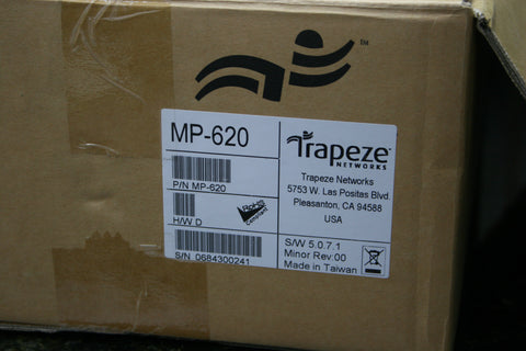 BRAND NEW Trapeze Networks MP-620 Wireless Access Mobility Point FREE S&H