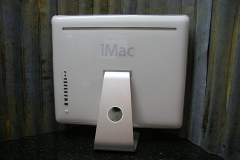 Apple iMac 20 Desktop M9824LL/A No HDD Boots To File Screen Sold Parts Or Repair