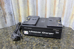 Anton Bauer ABC800H Logic Series Dual Battery Charger UNTESTED FREE SHIPPING - tin can industries - 1
