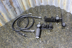 Broadcast Lens Manual Zoom & Focus Control Assembly Cables Included SHIPS FREE Unknown - tin can industries