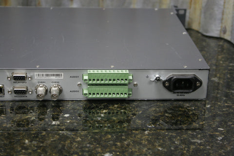 Tandberg TT1221A MPEG-2 Receiver Decoder Powers On Fast Free Shipping Included