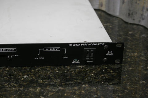 Drake VM2552A BTSC Television Video Modulator Fully Tested Fast Free Shipping