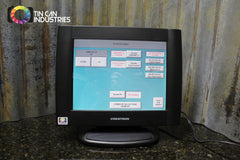 "Crestron TPS-4500V 12"" Isys Tilt Touchpanel Touchscreen Tested FREE SHIPPING"