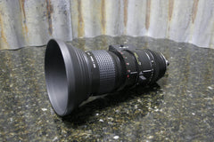 Panasonic Mount 10.5-126mm 1:1.6 TV Zoom Lens Great Condition Free Shipping Incl Panasonic - tin can industries