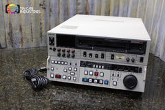 Sony Betacam SP BVW-75 Editing Cassette Recorder Player Tested FREE SHIPPING