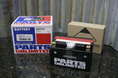 Parts Unlimited CTZ10S-BS AGM Maintenance-Free Battery YTZ10S-BS FAST FREE S&H - tin can industries - 1