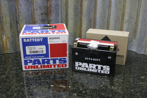 Parts Unlimited CT9B-BS AGM Maintenance-Free Battery YT9B-BS FAST FREE SHIPPING