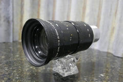 Canon TV-16 25-100mm 1:1.8 Television Lens C-Mount FREE SHIPPING - tin can industries - 1