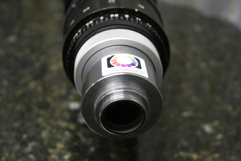 Canon TV-16 25-100mm 1:1.8 Television Lens C-Mount FREE SHIPPING