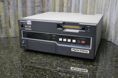Panasonic AJ-D455P Professional DVCPro Playback & Record Deck Sold Parts/Repair Panasonic - tin can industries