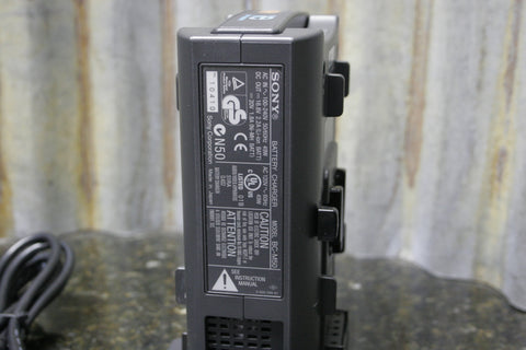 Genuine Sony BC-M50 V-Mount Ni-MH Battery Charger Excellent Condition FREE S&H