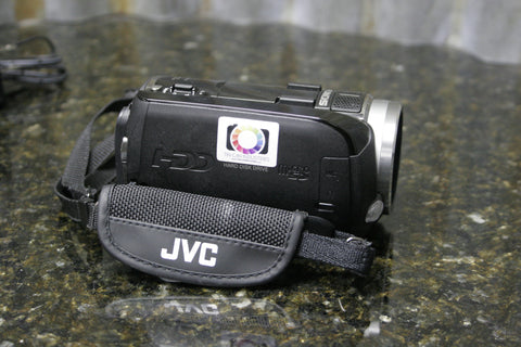 JVC GZ-HD30U 80GB HD Camcorder Great Condition Fully Tested FREE SHIPPING