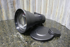 Eiki Sanyo Christie Fixed 1.2 Short Throw Projector Lens Theater & Powerhouse - tin can industries - 1