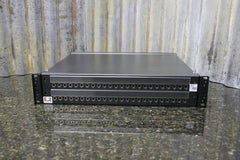 ADC 2RU 2x24 Longframe QCP IV Audio Patchbay PPA3-18MKIVNS Normals Strapped - tin can industries - 1