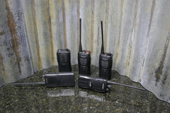 Lot Of 5 Kenwood TK-3100 3200 2 Ch Portable UHF Radios 450-470 MHz FREE SHIPPING - tin can industries - 1