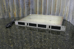 Clear-Com 1020M 2 Channel Rack Mount Amplified Monitor Speaker FREE SHIPPING