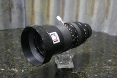 Fuji TV Zoom C6x18 18-108mm 1:1.8 Zoom Television Lens C-Mount FREE SHIPPING - tin can industries - 1