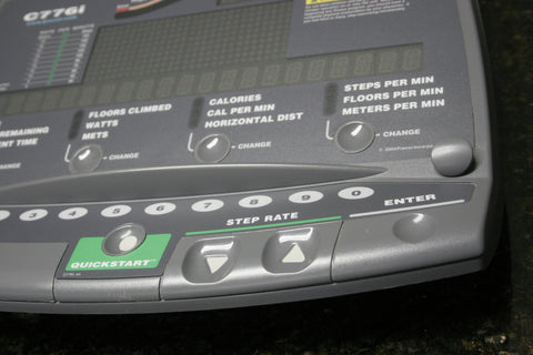 Pretor C776i Commercial Stair Stepper Control Panel Display Tested FREE SHIPPING
