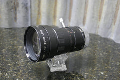 Cosmicar TV Zoom GBC 22.5-90mm 1:1.5 Zoom Television Lens C-Mount FREE SHIPPING - tin can industries - 1