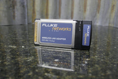 Fluke Networks Wireless LAN Adapter OptiView I & II Network Analyzers FREE S&H - tin can industries - 1