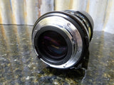 Vintage Kiron 80-200mm f:4.5 Telephoto Zoom Lens Minolta MD Mount Please Read