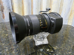 Fujinon TV Lens H6x12.5DM 12.5-75mm f:1.4 C-Mount CCTV Security Camera Excellent Condition - tin can industries - 1