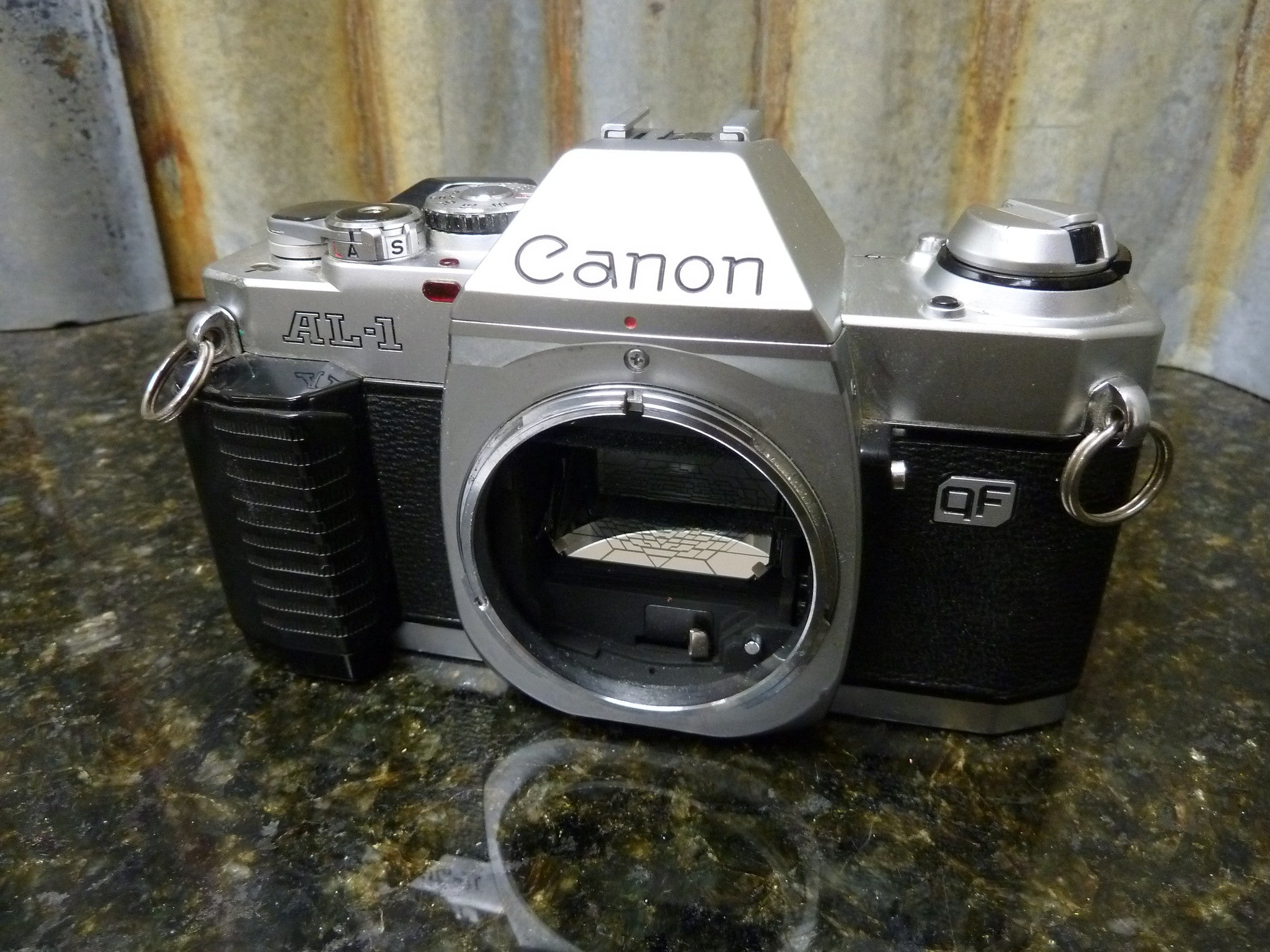 Canon AL-1 35mm SLR Film Camera Body Only Being Sold Parts Or ...